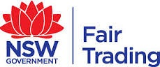 Dept of Fair Trading NSW