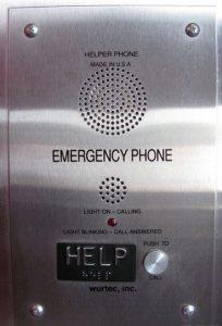 Lift Emergency phone NBN