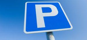 Parking Sign Strata